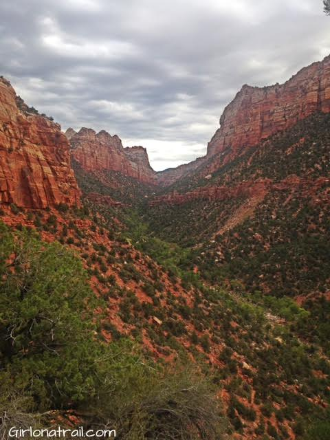 Left Fork Canyon, Hiking The Zion Subway, Zion National Park, Utah