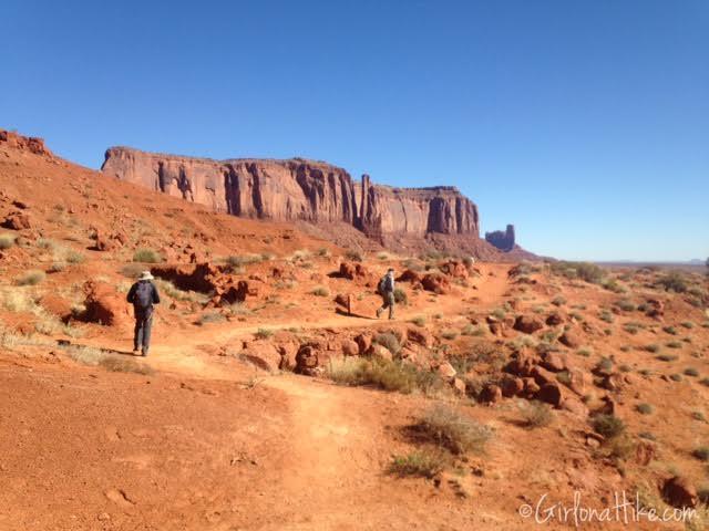 Monument Valley, Utah, Arizona, Monument Valley Wildcat Trail
