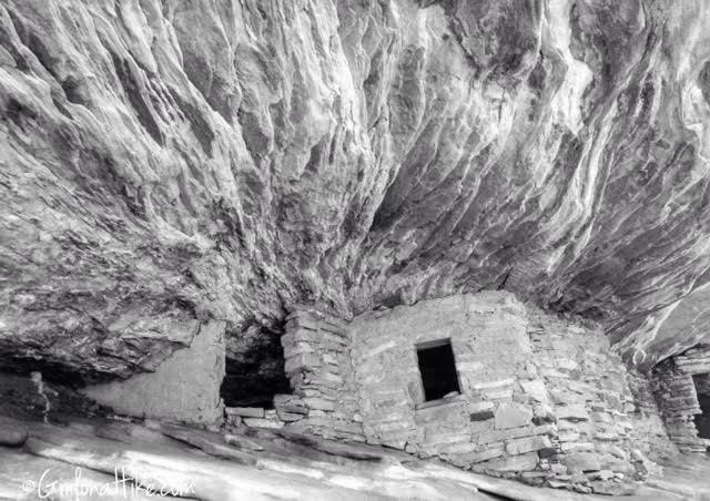 Mule Canyon and House on Fire ruins, Utah cliff dwellings, Bears Ears National Monument