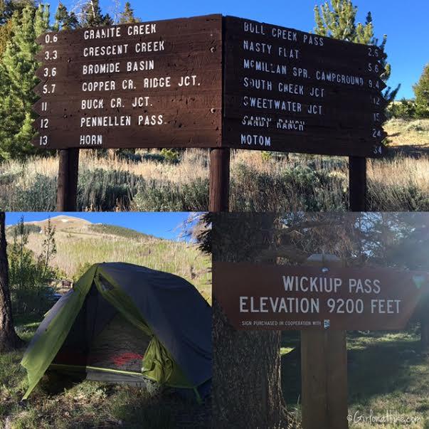 Hiking Mount Ellen & Mt. Ellen Peak