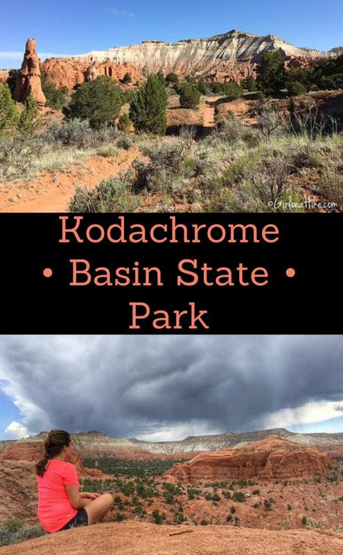 Kodachrome Basin State Park, Panorama Trail