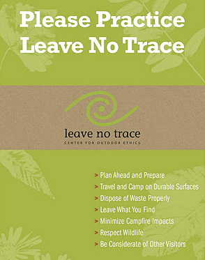 Leave No Trace, How to Camp for FREE In Utah!