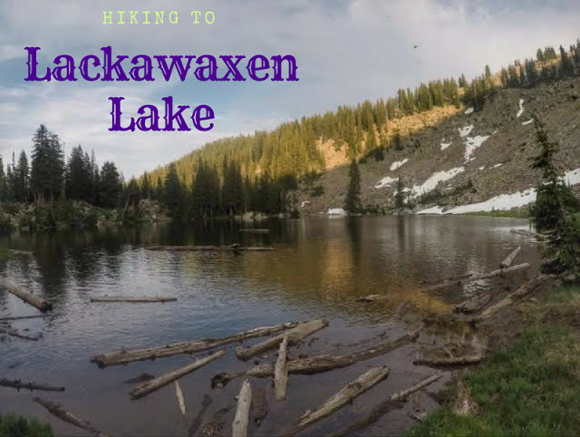 Hiking to Bloods and Lackawaxen Lake, Guardsmans Pass