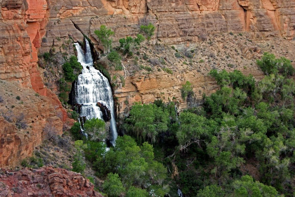 Take a Hike - 7 of the Grandest Adventures in the Southwest, Grand Canyon Deer Creek/Kanab Creek Loop