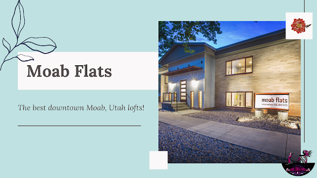 Moab Flats dog-friendly lodging in Moab