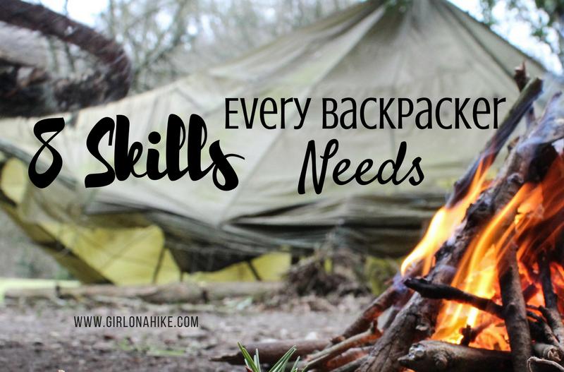 8 Skills Every Backpacker Needs