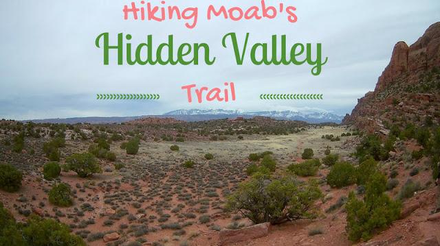 7 Best Dog Friendly Trails in Moab, Utah, Hidden Valley Trail Moab