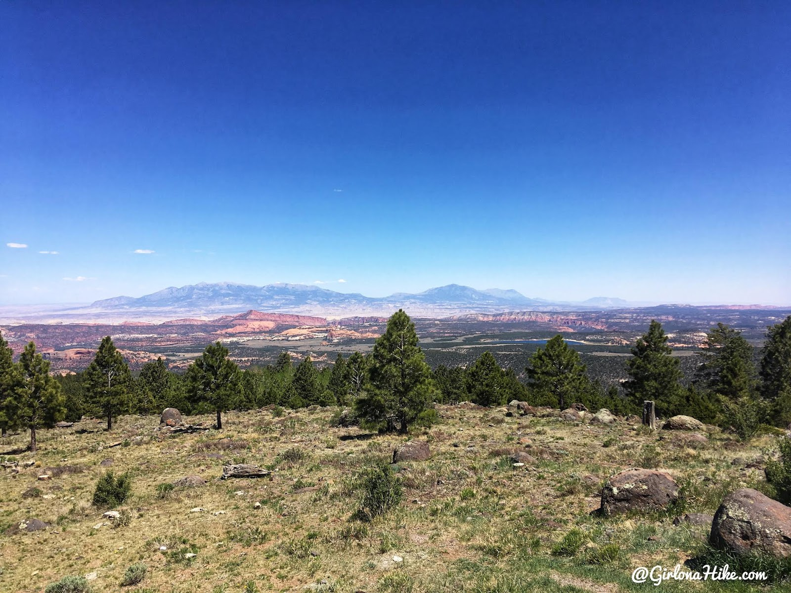 Hiking to Singletree Falls & Larb Hollow Overlook, Boulder Mountain