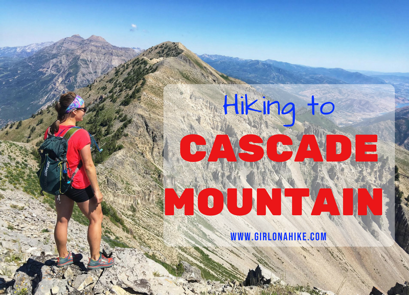 """Hiking the """"Wasatch 7"""" Peaks, Hiking to Cascade Mountain"""