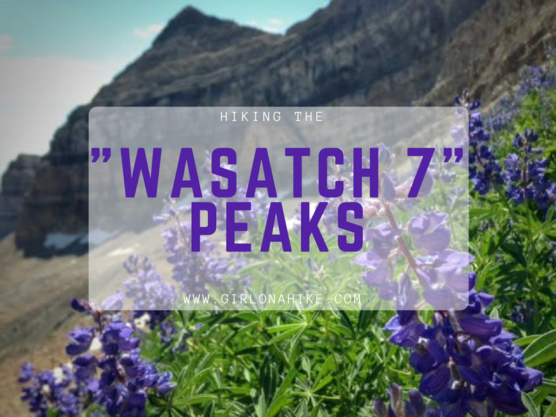 """Hiking the """"Wasatch 7"""" Peaks"""