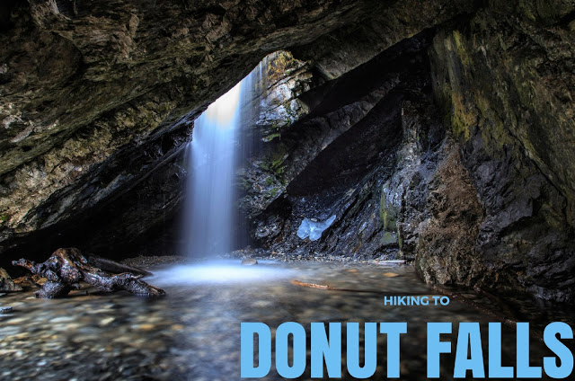 The Best 8 Trails in Salt Lake City For Visitors, Hiking to Donut Falls