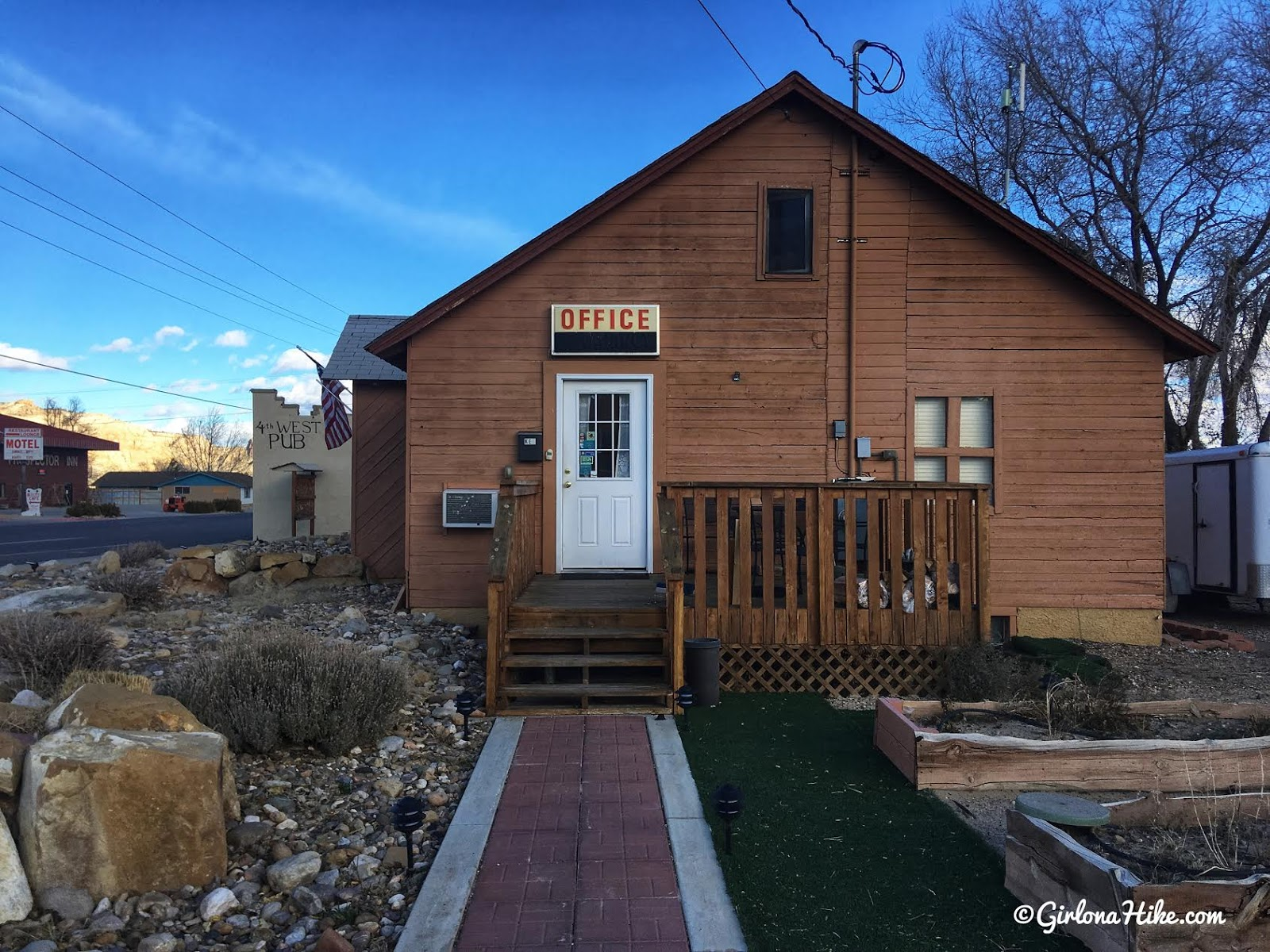 Lodging Review: Circle D Hotel, Escalante , Utah