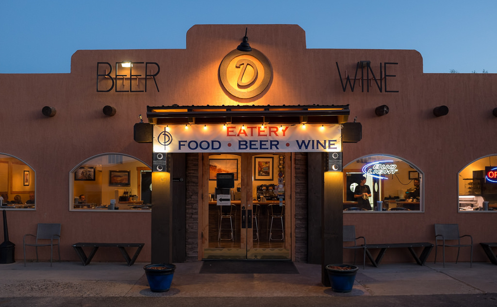 Best Place in Escalante, Utah to grab a Burger, Circle D Eatery