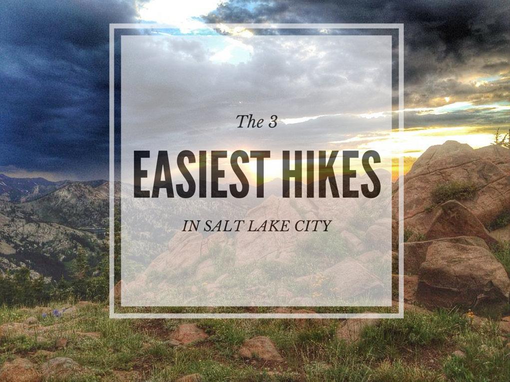 The 3 Easiest Hikes in Salt Lake City, Utah
