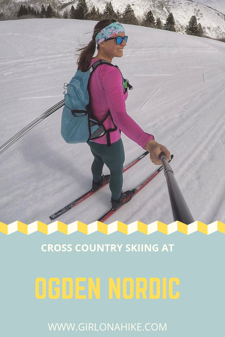 Cross Country Skiing at Ogden Nordic