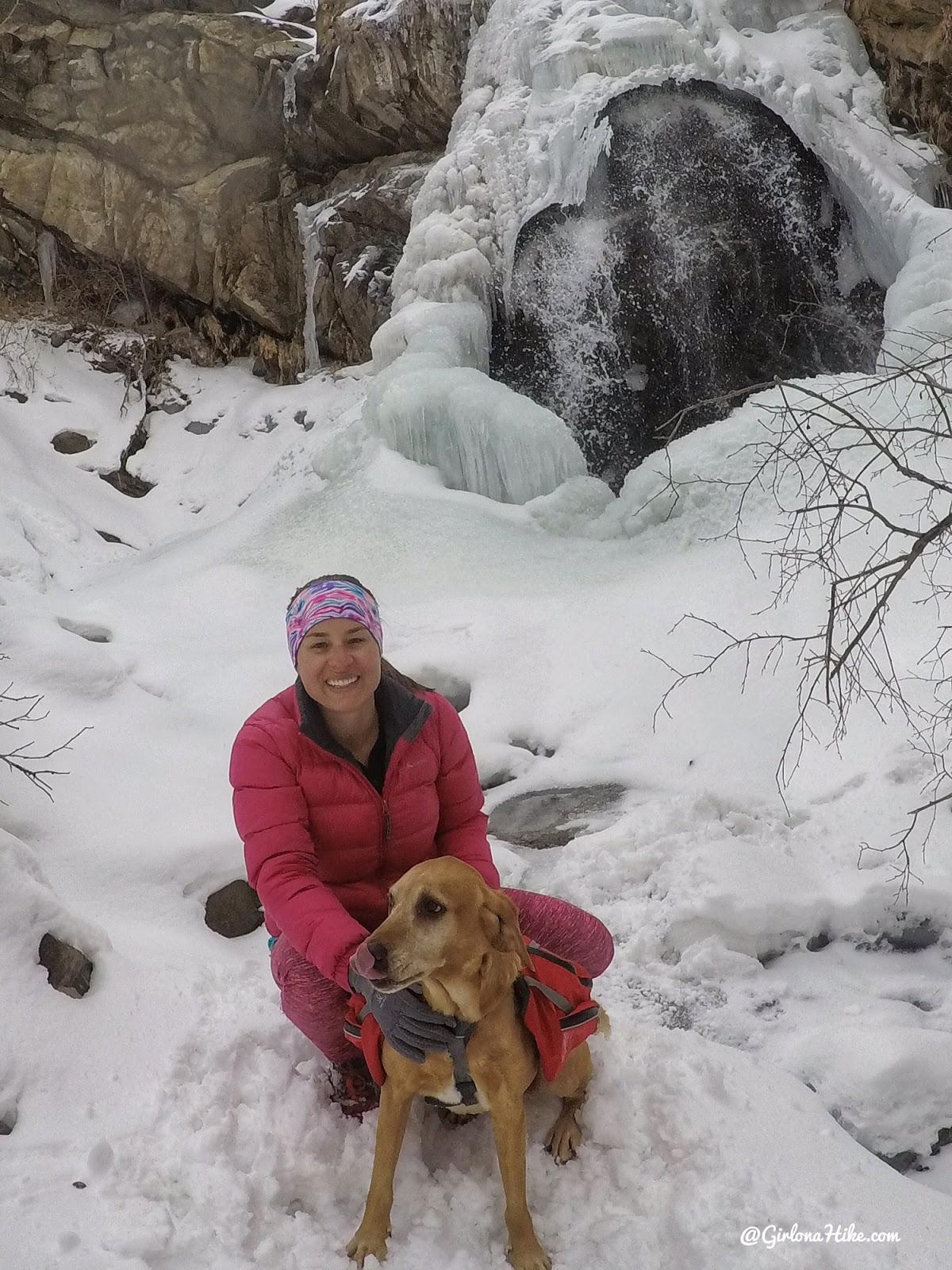 Farmington Canyon Trail & Waterfall