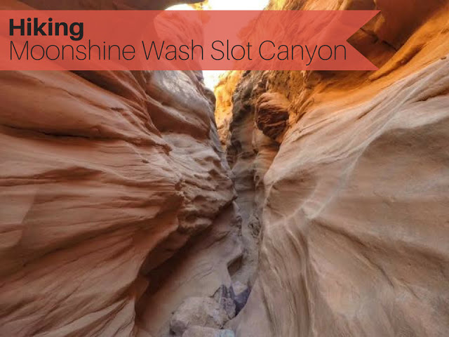 The 6 Best Trails in The San Rafael Swell, Hiking to Moonshine Wash Slot Canyon