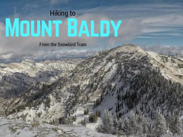 Top 10 Peaks to Bag in Salt Lake City, Mt.Baldy Snowbird