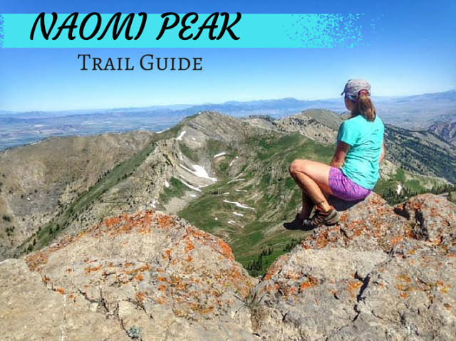 Hiking to Naomi Peak, Logan Canyon