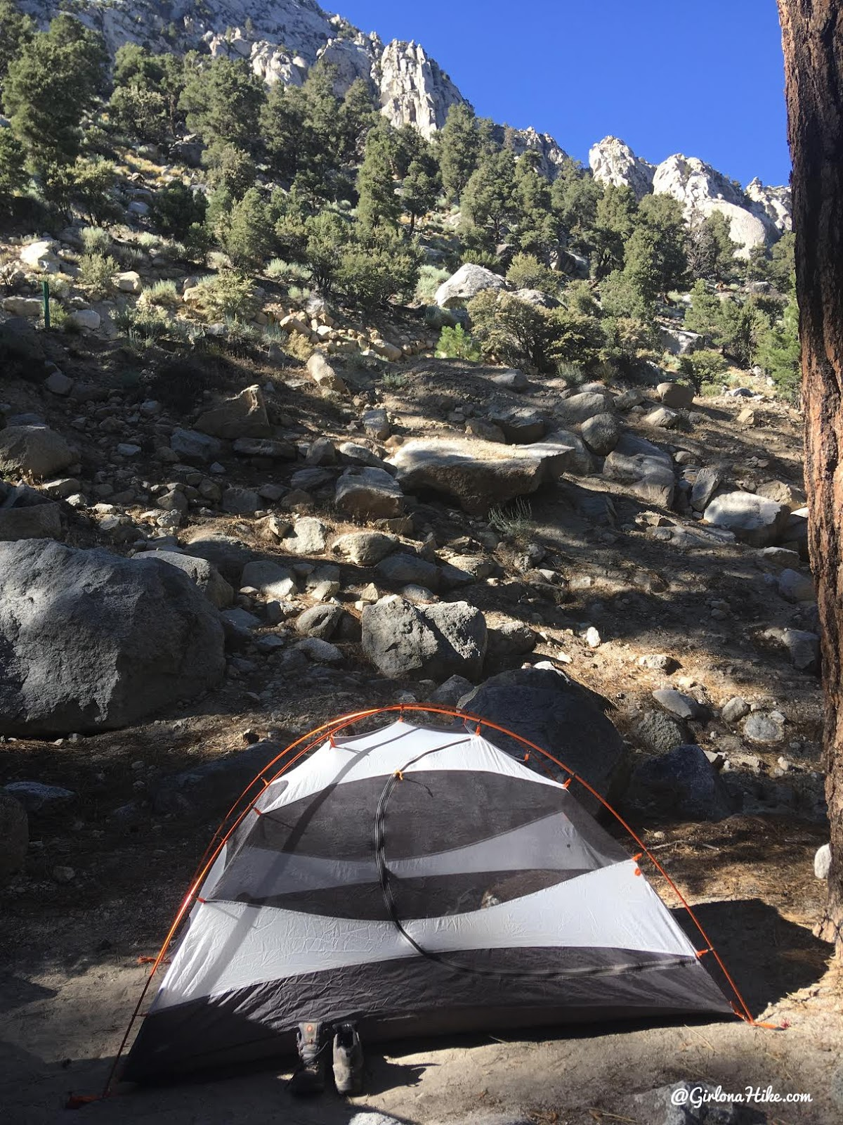Hiking to Mt.Whitney, Hiking Mt.Whitney in 2020, whitney portal campground