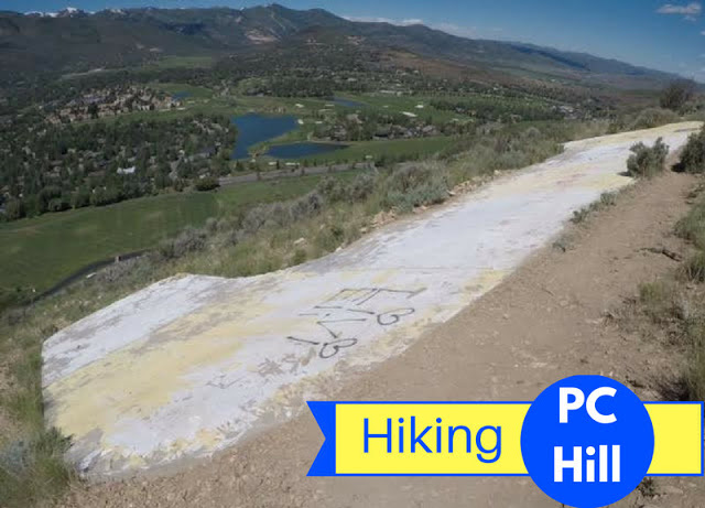 Hiking PC Hill, Park City Utah, Hiking in Park City with dogs