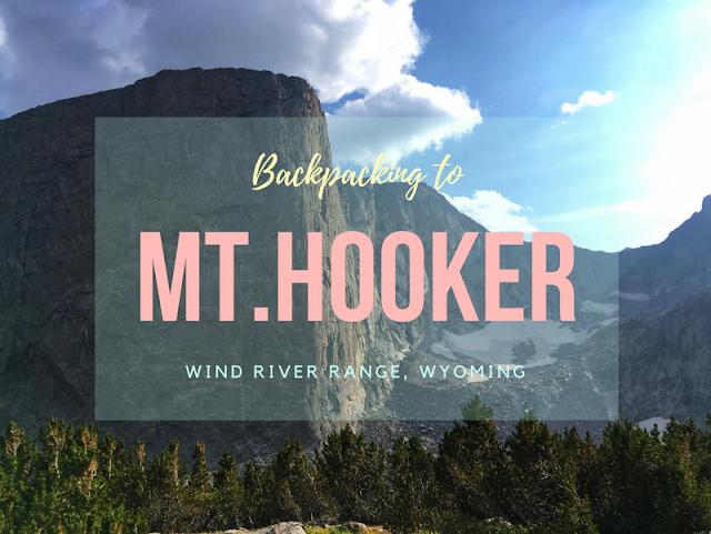 Mt.Hooker Wind Rivers