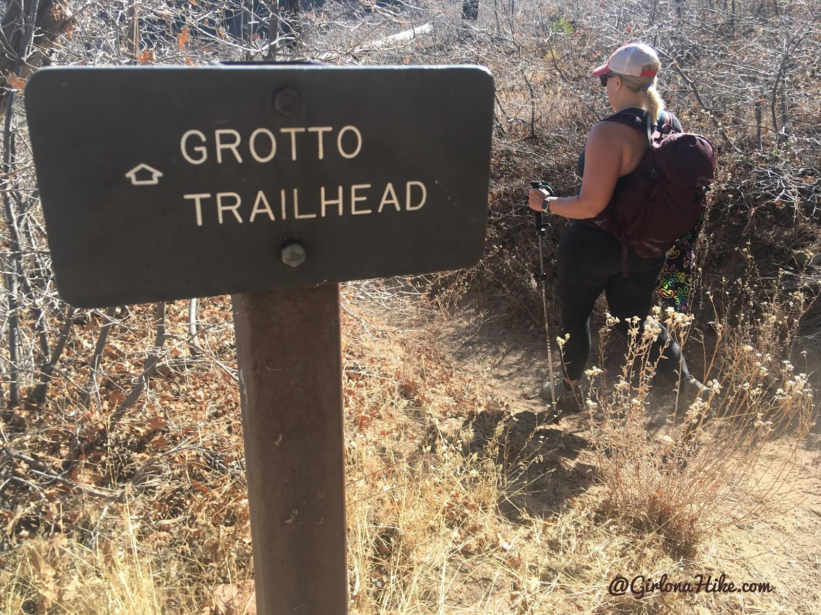 Hiking the West Rim Trail, Zion National Park