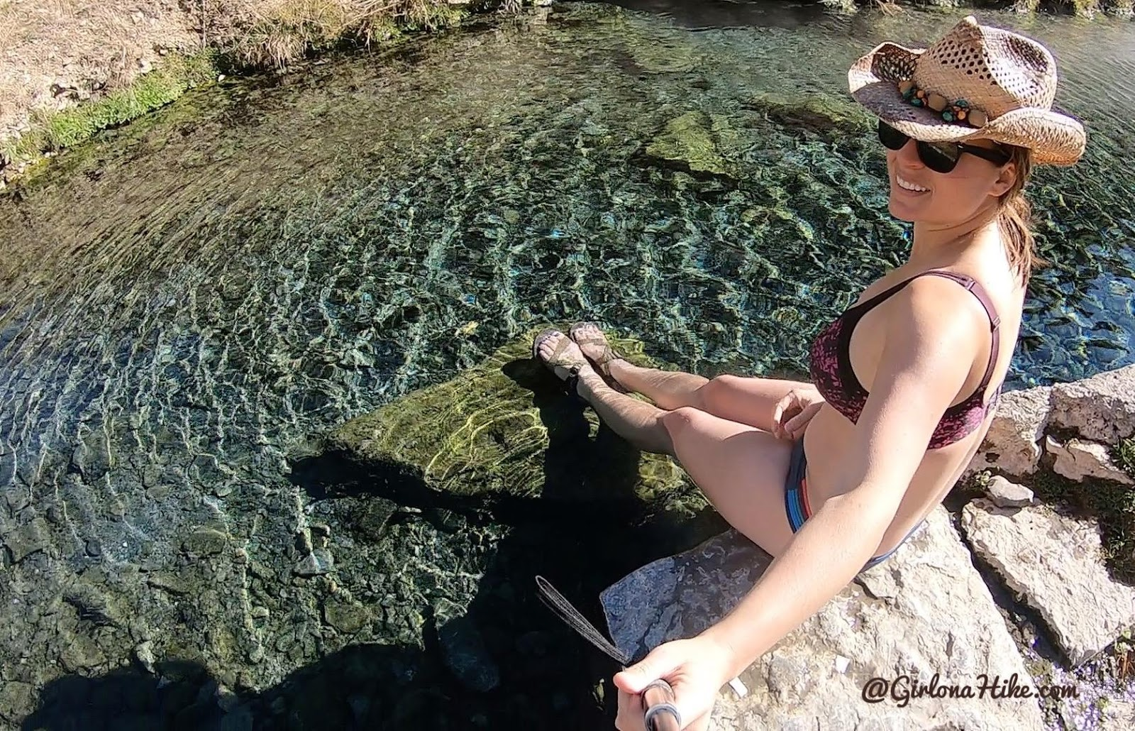 Hiking to 12 Mile (Bishop Creek) Hot Springs