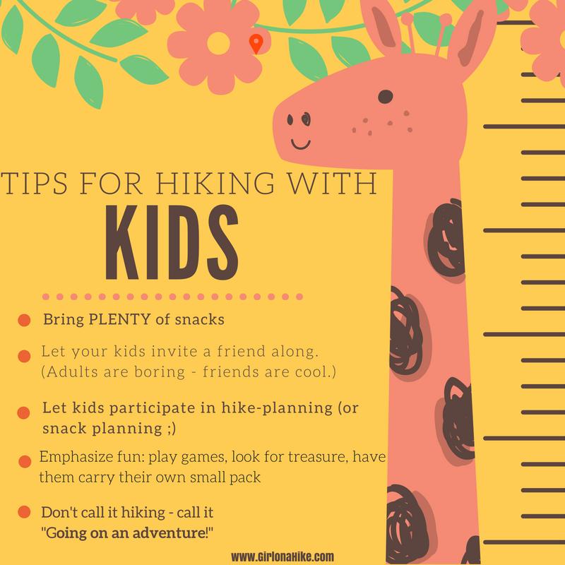 Top 3 Kid Friendly Trails near Salt Lake City, Utah, Tips for Hiking with Kids in Utah