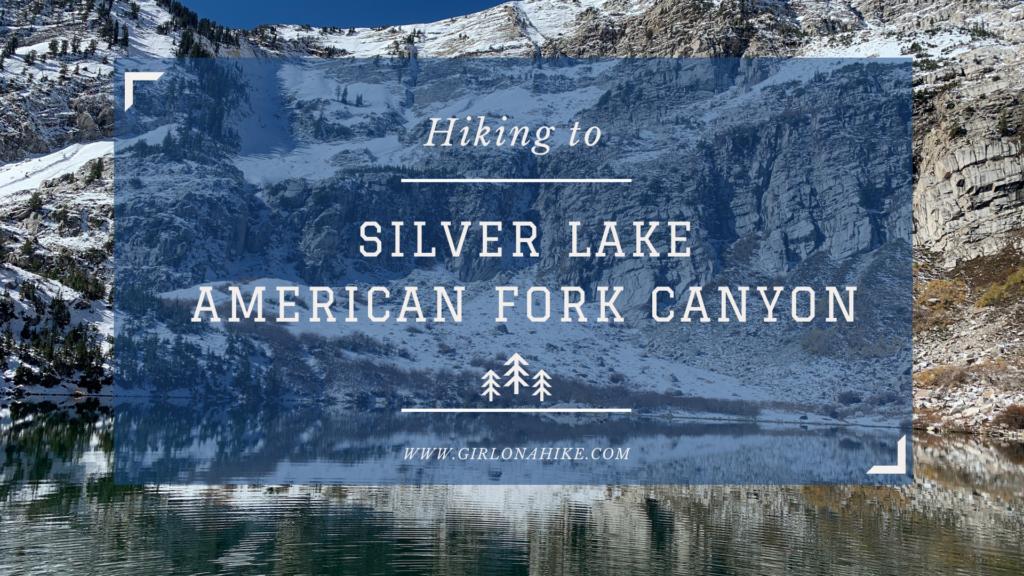 Hiking to Silver Lake & Silver Glance Lake
