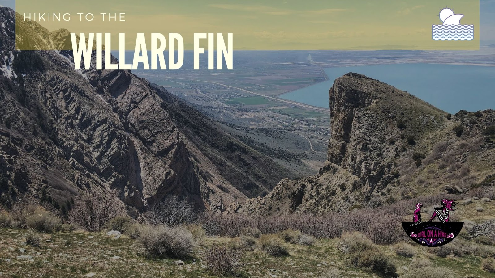 Hiking to the Willard Fin, Hiking in Willard, Utah, hiking in utah with dogs