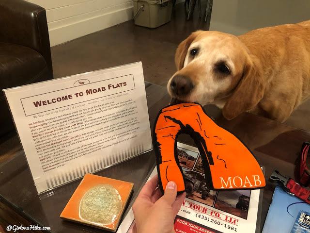 Moab Flats, Dog friendly lodging in Moab, Utah, pet friendly hotels in moab