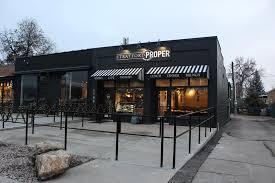 Dog Friendly Restaurant Patios in Salt Lake City, Stratford Proper
