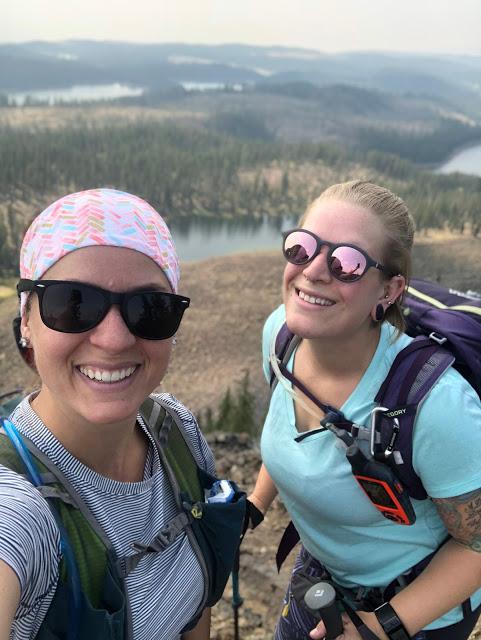 Hiking the Crag Crest Trail, Grand Mesa, Colorado