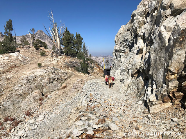 Backpacking the Alice Toxaway Loop & More, Sawtooth Mountains