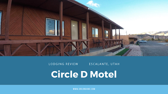 The Ultimate Guide - Dog Friendly Hikes in Escalante, Utah! Circle D Motel pet friendly hotel in Escalante