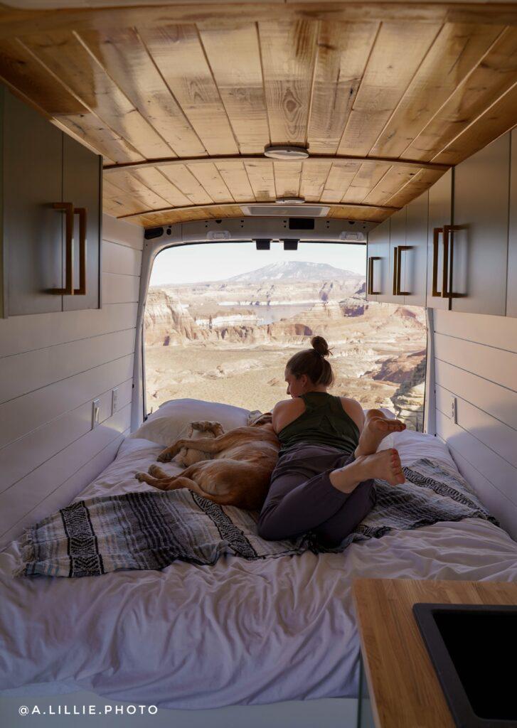 Hippy Digs Camper Van Rental