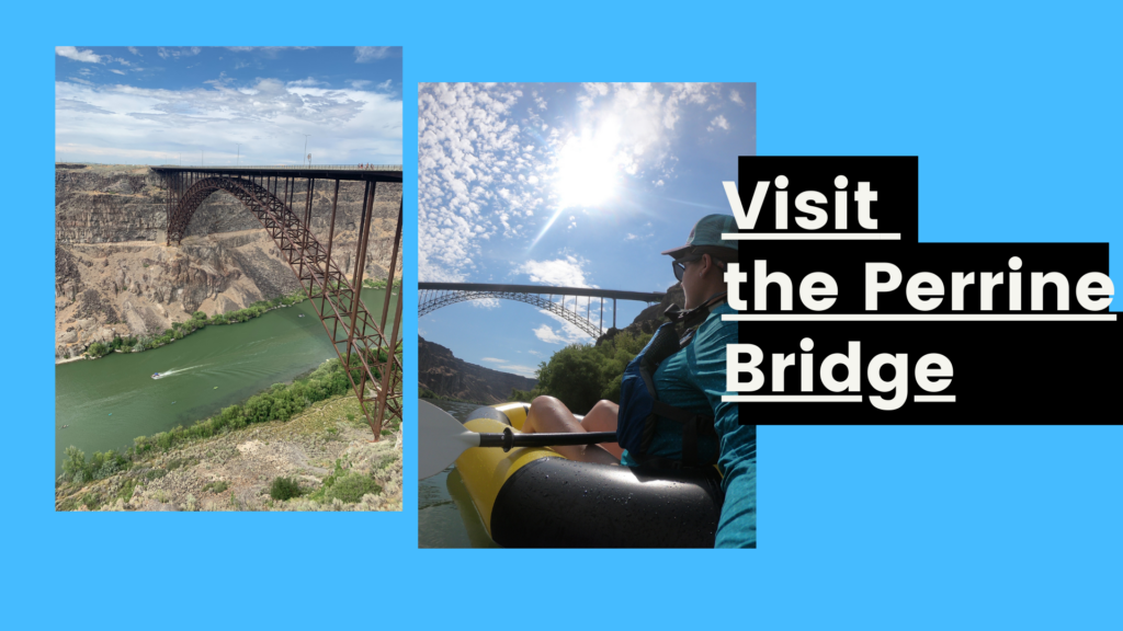 The 6 Best Things to do in Twin Falls, Idaho, visit the Perrine Bridge