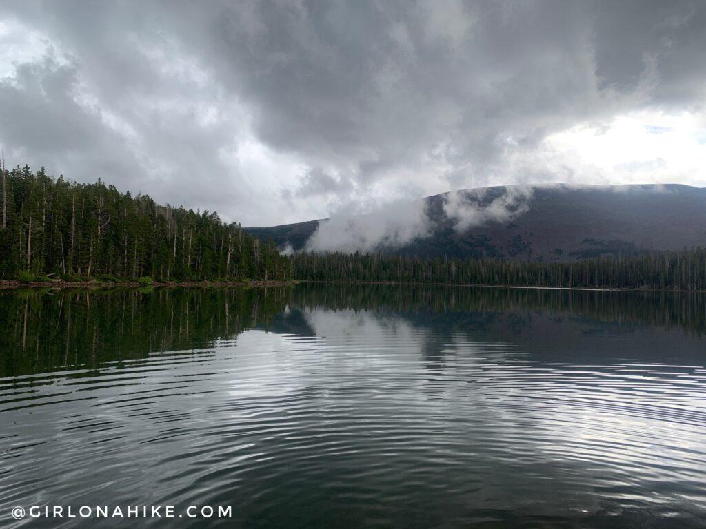 Spirit Lake, Tamarack Lake, Uintas